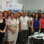Train the Trainers of INTERMOVE in Seville