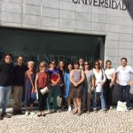 2nd partner meeting of the Intermove for Trainers project in Viseu